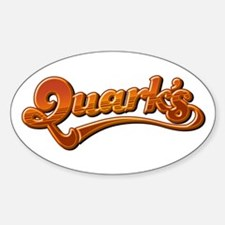 Quark's Bar, Grill, Gaming House, and Holo Decal