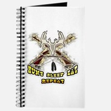 hunt sleep eat repeat Journal