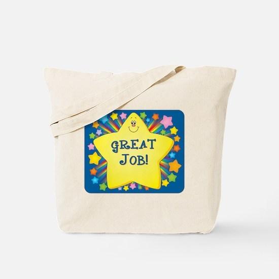 Great Job! Star Tote Bag