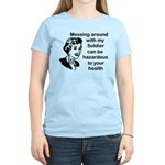 Messing Around Army Soldier Women's Light T-Shirt