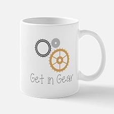 Get In Gear Mugs