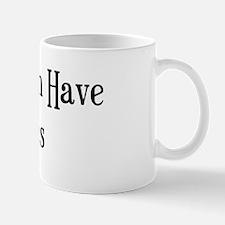 My Children Have Hooves Mug