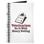 Funny Veterinary Veterinarian Journal