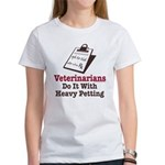 Funny Veterinary Veterinarian Women's T-Shirt