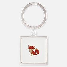 Fox Keychains