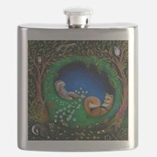 Cool Hare Flask