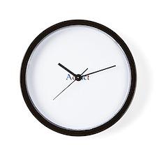Google Addict Wall Clock