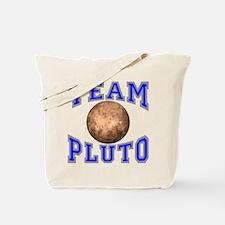 Team Pluto II Tote Bag