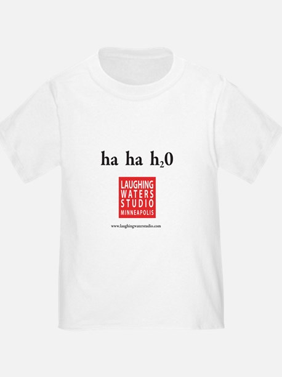 Ha Ha H2o T