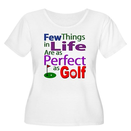 Perfect Golf Shirts and Gifts Women's Plus Size Sc