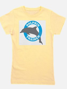 Dolphins Girl's Tee