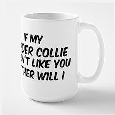 If my Border Collie Mugs