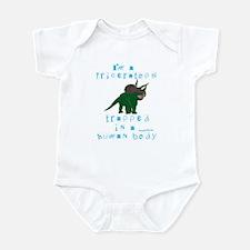 I'm a Triceratops Infant Bodysuit