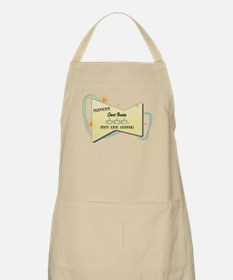 Instant Ghost Buster BBQ Apron