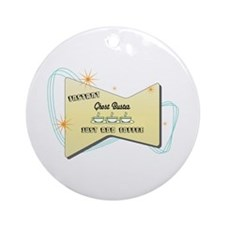 Instant Ghost Buster Ornament (Round)