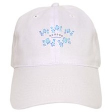 Tropical blossom Cap