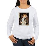 Queen / Gr Pyrenees #3 Women's Long Sleeve T-Shirt