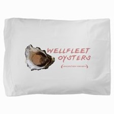 Wellfleet Oysters Pillow Sham