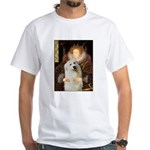 Queen / Gr Pyrenees #3 White T-Shirt