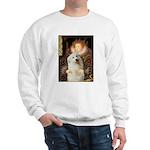 Queen / Gr Pyrenees #3 Sweatshirt