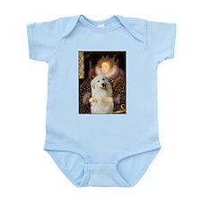 Queen / Gr Pyrenees #3 Infant Bodysuit