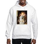Queen / Gr Pyrenees #3 Hooded Sweatshirt