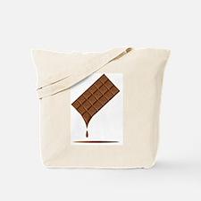 Cute Snacks Tote Bag