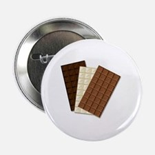 "Cute Chocolate milk 2.25"" Button"