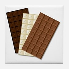 Unique Sweet brown Tile Coaster