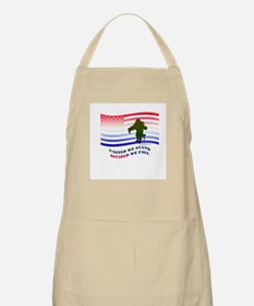 UNITED WE STAND DIVIDED WE FALL BBQ Apron