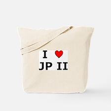 I Love JPII Tote Bag