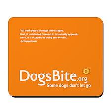 DogsBite.org Mousepad