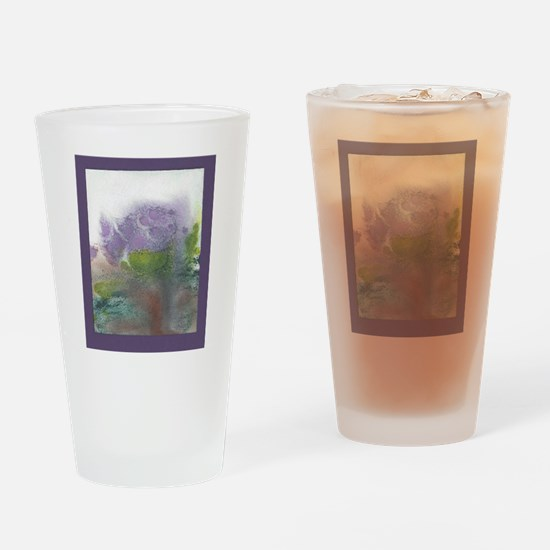 Unique Fanciful Drinking Glass