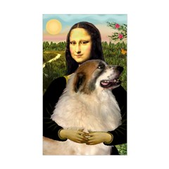 Mona / Gr Pyrenees Sticker (Rectangle)