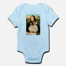 Mona / Gr Pyrenees Infant Bodysuit