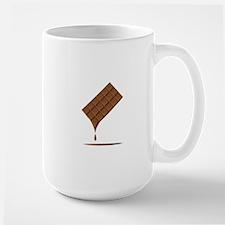 Chocolate Bar Melting Mugs