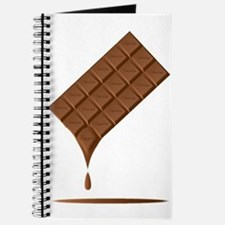 Chocolate Bar Melting Journal