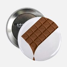 "Chocolate Bar Melting 2.25"" Button"