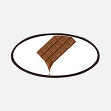 Chocolate Bar Melting Patch