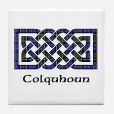 Knot - Colquhoun Tile Coaster