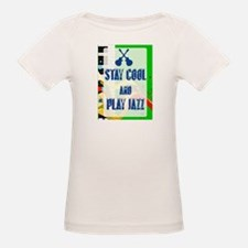 Stay Cool Play Jazz T-Shirt