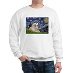 Starry / Gr Pyrenees Sweatshirt