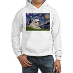 Starry / Gr Pyrenees Hooded Sweatshirt