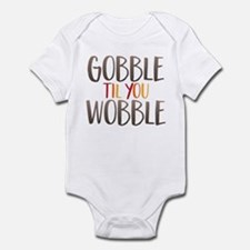 Gobble Wobble Infant Bodysuit