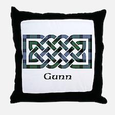 Knot - Gunn Throw Pillow