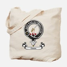 Badge - Gunn Tote Bag
