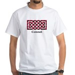 Knot - Connel White T-Shirt