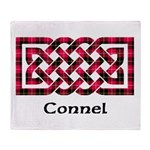 Knot - Connel Throw Blanket