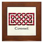 Knot - Connel Framed Tile