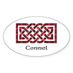 Knot - Connel Sticker (Oval 50 pk)